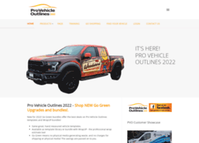 provehicleoutlines.com