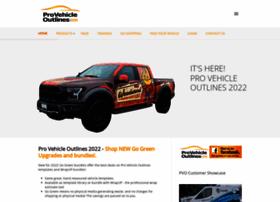 provehicleoutlines.com