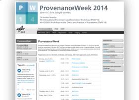 provenanceweek.dlr.de