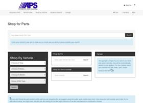 provenautoparts.autopartsearch.com