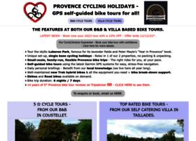 provence-cycling-holidays.com