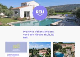 provence-vakantiehuizen.com