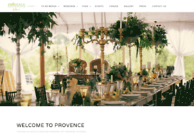 provencecatering.com