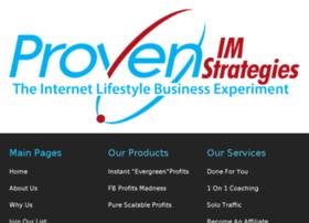 provenimstrategies.com