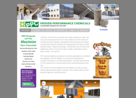 provenperformancechemical.com