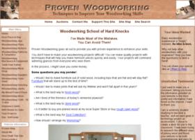 provenwoodworking.com