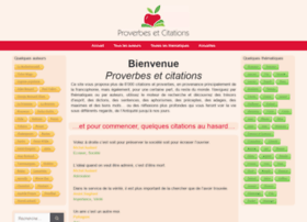 proverbes-citations.com