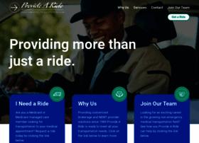 providearide.com