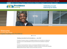 providencehousing.org