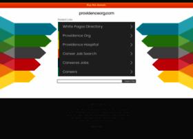 providenceorg.com