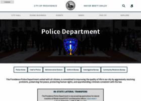 providencepolice.com