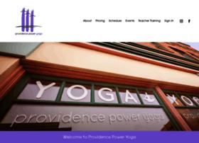 providencepoweryoga.com