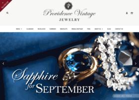 providencevintagejewelry.com