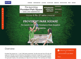 providentparksquarekanakapura.co.in