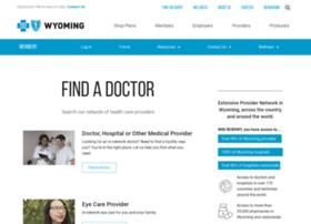 provider.bcbswy.com