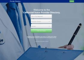 providerdirectory.calchoice.com