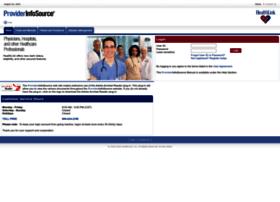 providerinfosource.healthlink.com