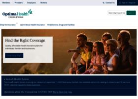 providers.optimahealth.com