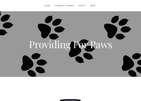providingforpaws.org