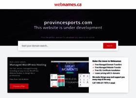 provincesports.com