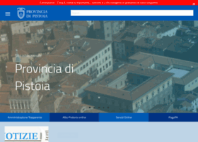 Provincia.pistoia.it