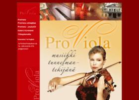 proviola.fi