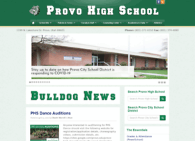 provohigh.provo.edu