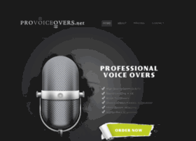 provoiceovers.net