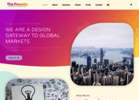 provokegroup.com