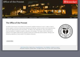 provost.rpi.edu