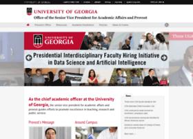 provost.uga.edu