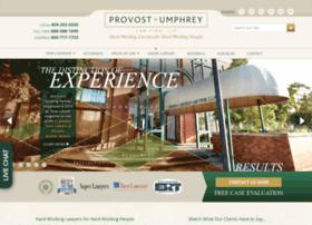 provostumphrey.com