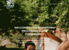 provparksconservancy.org