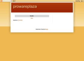 prowareplaza.blogspot.in