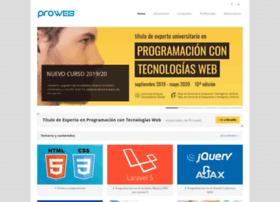 proweb.ua.es