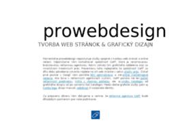 prowebdesign.sk
