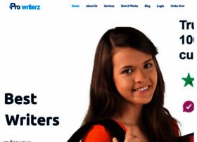 prowriterz.com