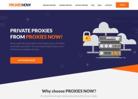 proxiesnow.com
