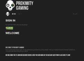 proximitygaming.co.uk