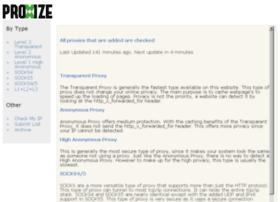 proxize.com