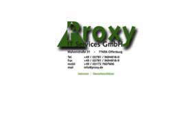 proxy.de