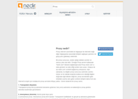 proxy.nedir.com