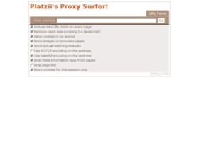 proxy.platzii.com