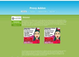 proxyaddon.com