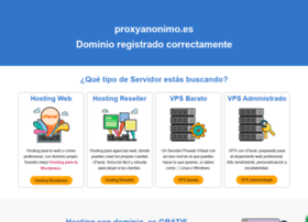 proxyanonimo.es