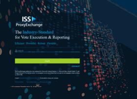 proxyexchange.issgovernance.com