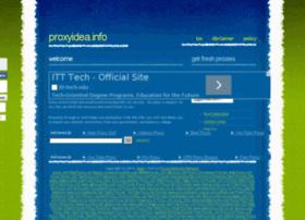 proxyidea.info