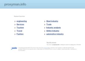 proxyman.info