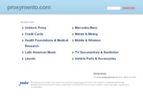 proxymento.com