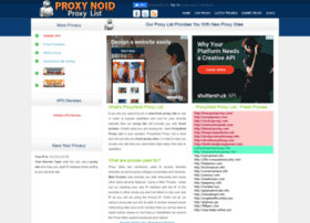proxynoid.info